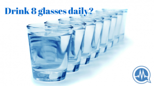 Read more about the article #AskDrMalik: MUST I DRINK 8 GLASSES OF WATER A DAY?