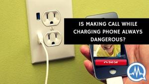 #AskDrMalik: IS MAKING CALL WHILE CHARGING PHONE ALWAYS DANGEROUS?