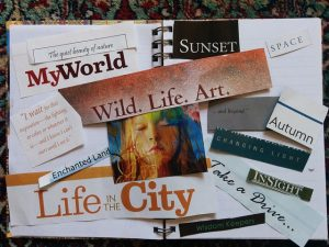 Health Visualization With Vision Board: 5 Steps